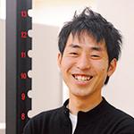 チームフロントスタッフ つくばFC / 冨澤良太さん