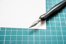 イラスト作成のペンの種類について