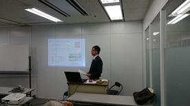【スポーツビジネス】大阪校にて第三回目の講義が終了しました