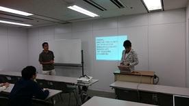 【スポーツビジネス】大阪校にて第四回目の講義が終了しました