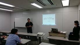 【スポーツビジネス】大阪校にて第五回目の講義が終了しました