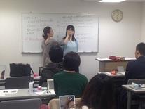 【福岡】声優・ボーカル養成講座のヘアメイクセミナー