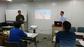 【スポーツビジネス1月生】大阪校にて第二回目の講義が終了しました