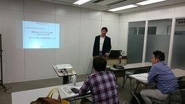 【スポーツビジネス1月生】大阪校にて第三回目の講義が終了しました