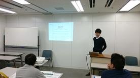 【スポーツビジネス1月生】大阪校にて第五回目の講義が終了しました。