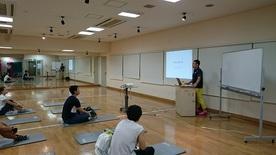 【スポーツトレーナー】NESTAエリアマネージャー高津講師によるセミナーを実施しました!