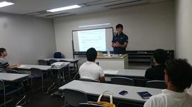 【スポーツトレーナー】NESTA JAPAN 理事の田中講師によるセミナーを実施しました!