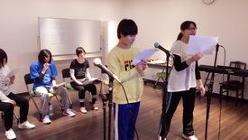 【神戸三宮】声優クラスとある日の授業風景