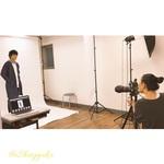 【声優・俳優!夜間週末コース@新宿】~オーディション☆プロフィール写真撮影にお邪魔しました|・`ω・)~