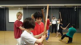 【新宿校】2日間で+αを!殺陣だけ集中講座!