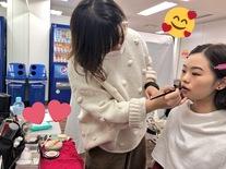 【新宿校】宣材写真撮影期間★ヘアメイク~撮影までレポート!