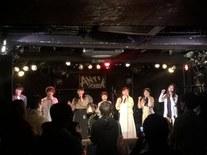 <新宿校>ボーカリスト養成講座・ライブ実習を行いました!