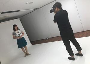 【授業紹介】プロフィール撮影会!!