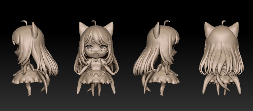 Zbrush学生作品.png